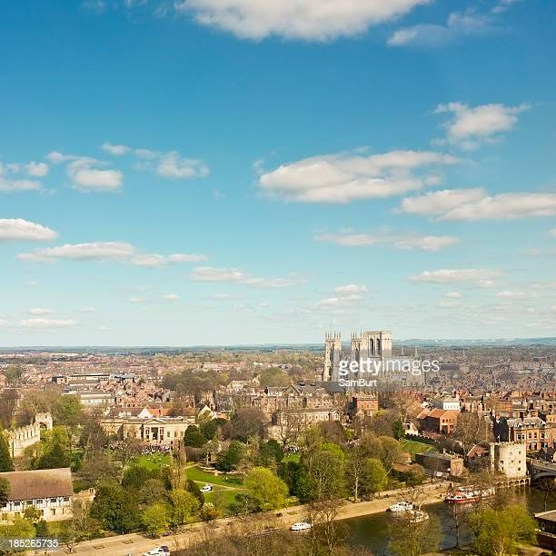 City of York Skyline