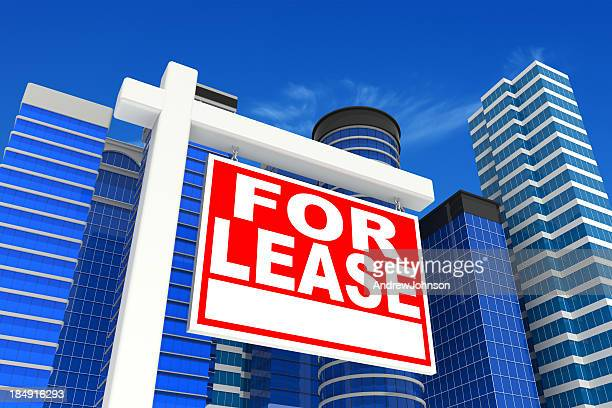 city office buildings - lease agreement stock pictures, royalty-free photos & images