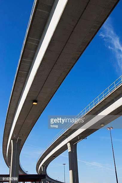 A city overpass