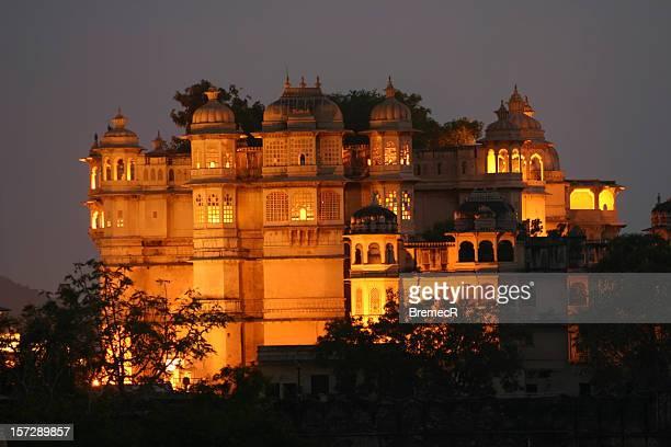 city palace - mysore - fotografias e filmes do acervo
