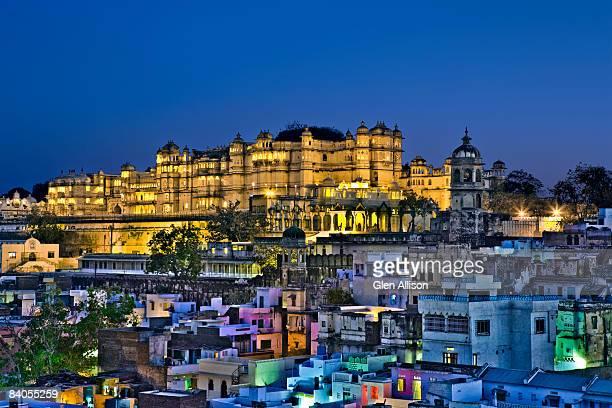 City Palace Udaipur India
