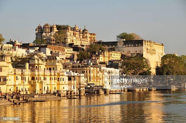 City Palace,Udaipur,Rajasthan,India.