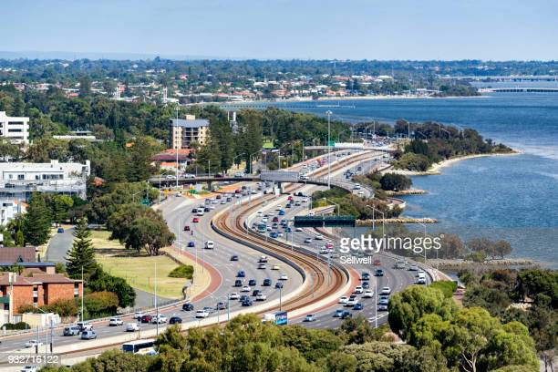 city park in perth - perth australia stock pictures, royalty-free photos & images