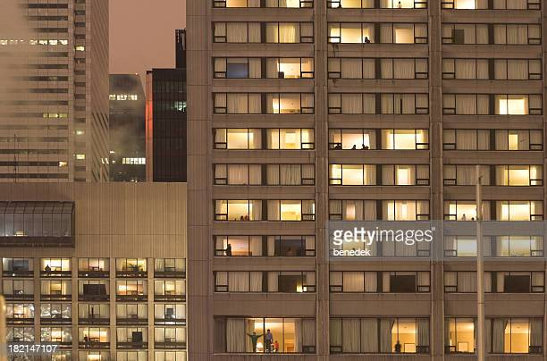 city - flat stock pictures, royalty-free photos & images