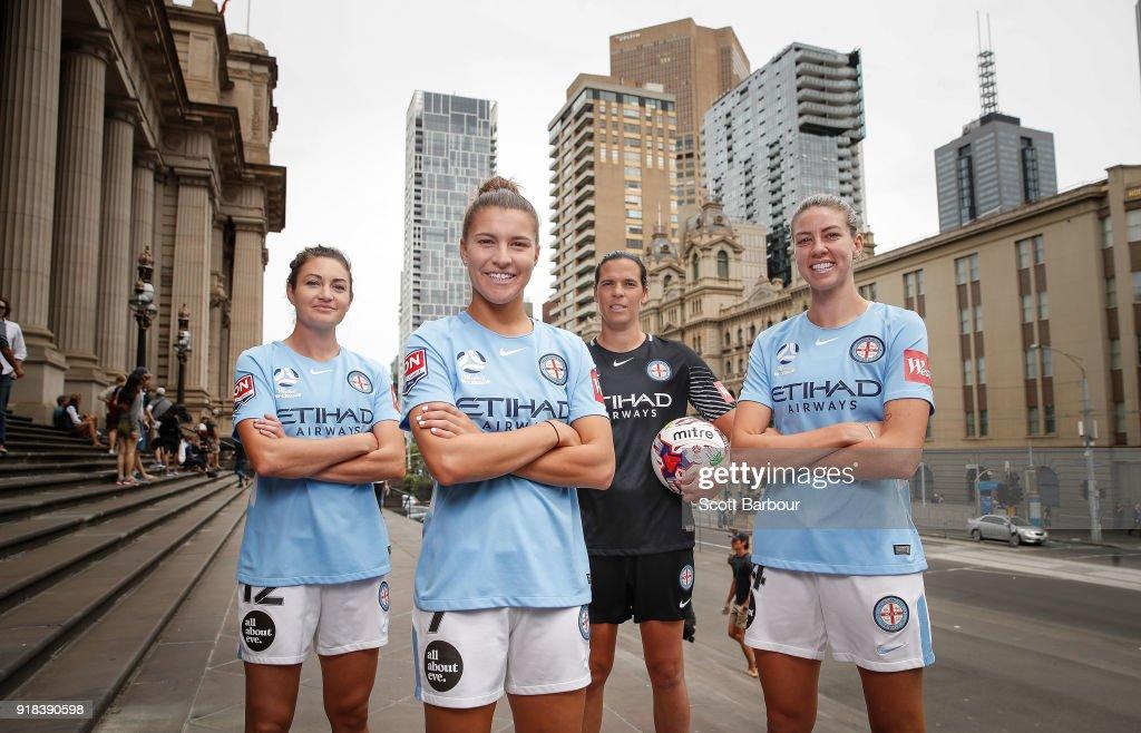 Melbourne City W-League Media Opportunity