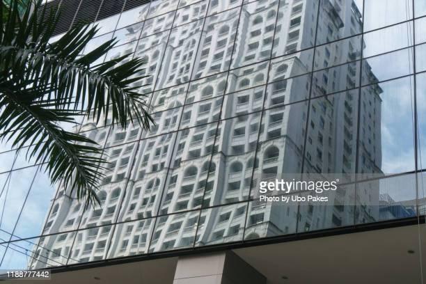 city reflections - região da capital - fotografias e filmes do acervo
