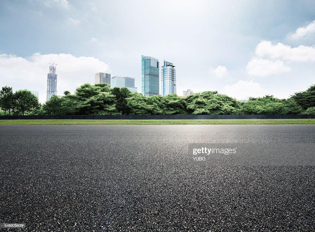 City road : Photo