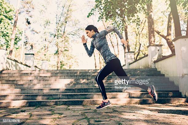 Corriendo a la ciudad
