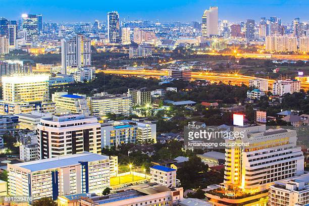 City scapes in bangkok.