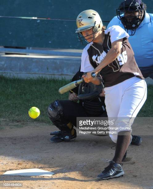 SAN PEDRO LA City Section CIF softball semifinal San Pedro lost to Kennedy 31 8th inning Kennedy's Adrianna Correa connects for an 8th inning RBI and...
