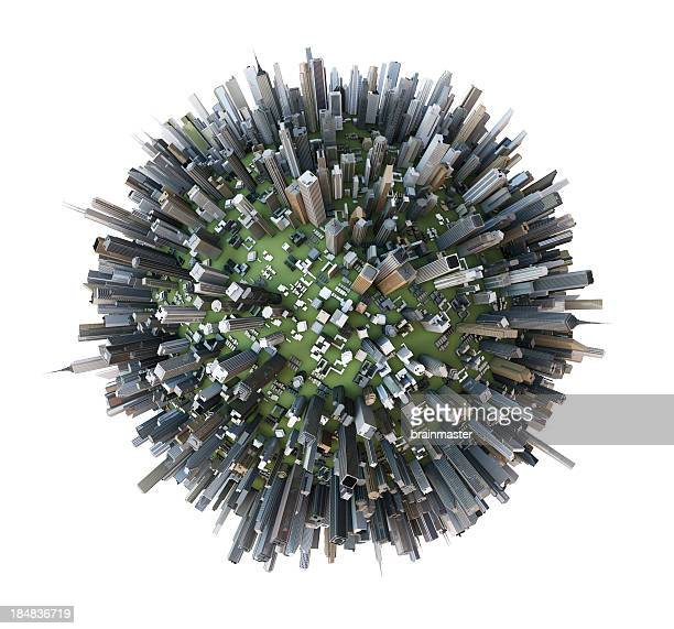 City Sphere Concept