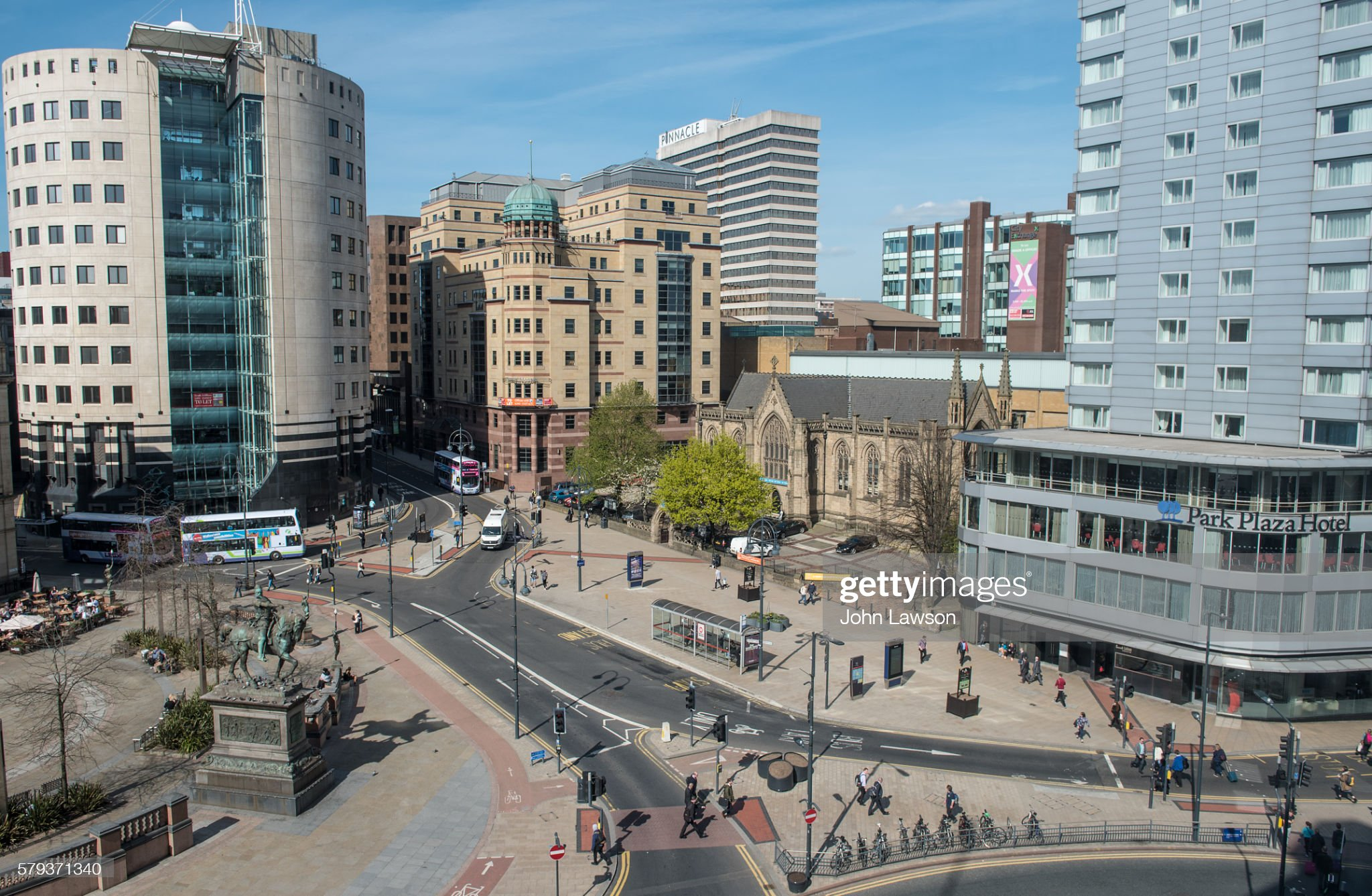 City Square, Leeds : Stock Photo