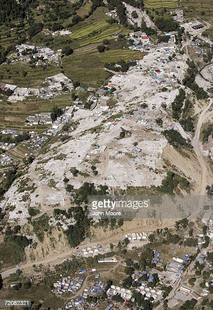 A city still lies in ruins a year later October 4 2006 in Balakot Pakistan The US government plans to spend some $200 million over four years in...