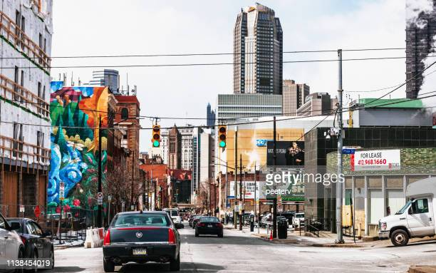 City streets - Pittsburgh, PA