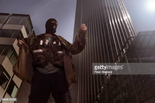 City terrorist