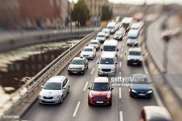 city traffic - traffic stock pictures, royalty-free photos & images