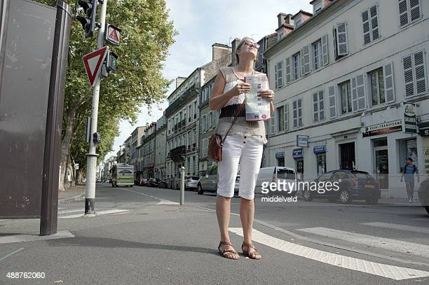 city trip in france - toerist stock pictures, royalty-free photos & images