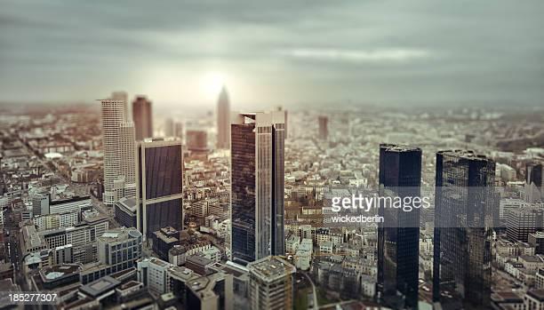 City view Frankfurt