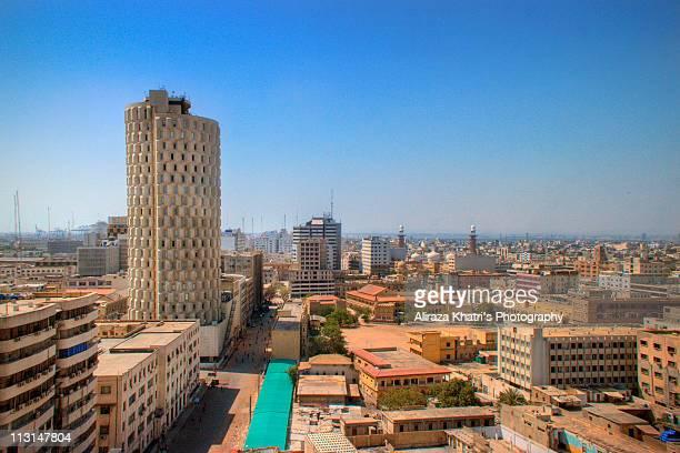 City view - Karachi