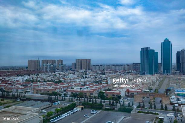 City view of Baghdad on April 23 2018 in BAGHDAD IRAQ