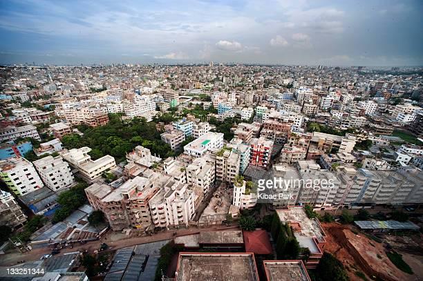 City view of Dhaka