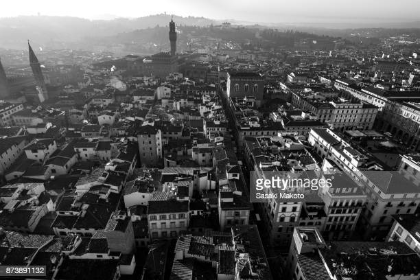 city view of Florence