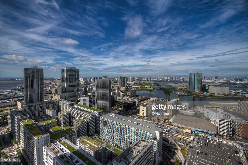 City View : Foto de stock
