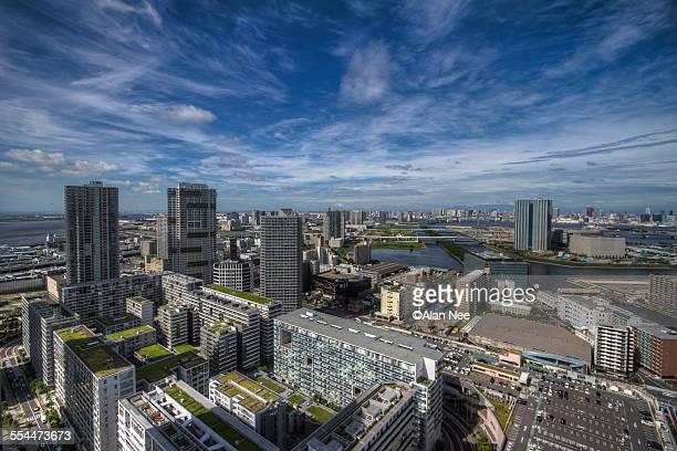city view - nee nee fotografías e imágenes de stock