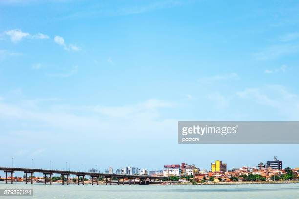 city view - sao luis, maranhao - sao luis stock pictures, royalty-free photos & images