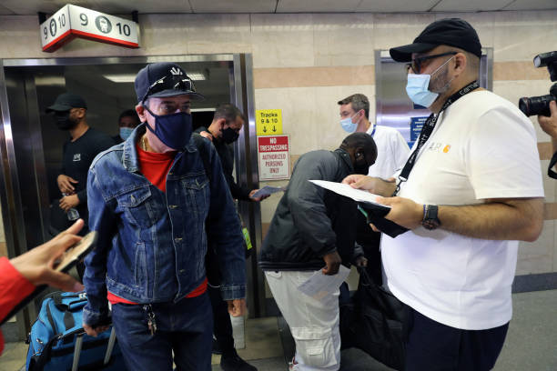NY: New York City To Set Up Checkpoints To Enforce Quarantine Mandate