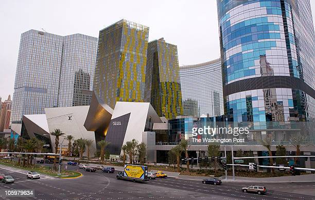CityCenter Las Vegas is urban community on the Las Vegas Strip Built by MGM Mirage and Dubai World it includes the Veer Towers Manadarin Oriental...