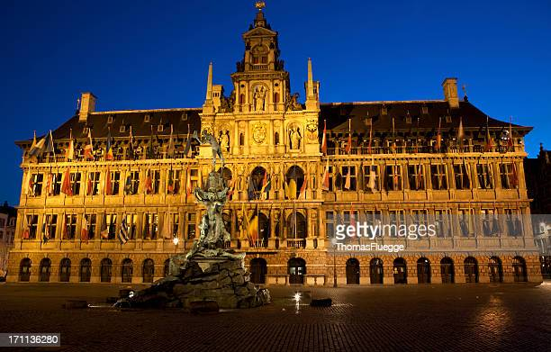 City-Hall from Antwerp