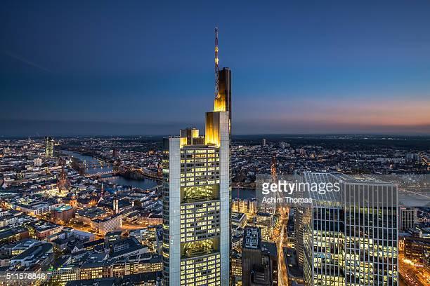 Citylights Frankfurt Germany