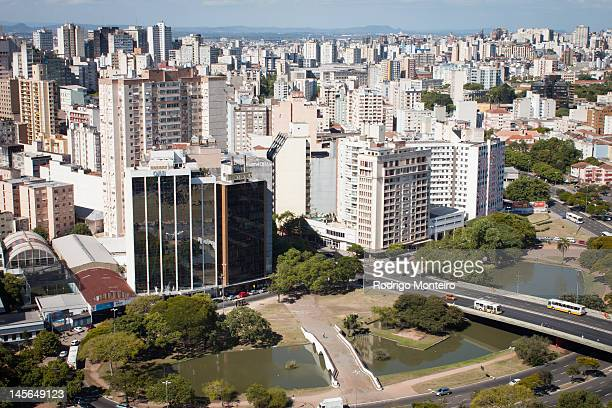 citysacpe - porto alegre stock pictures, royalty-free photos & images