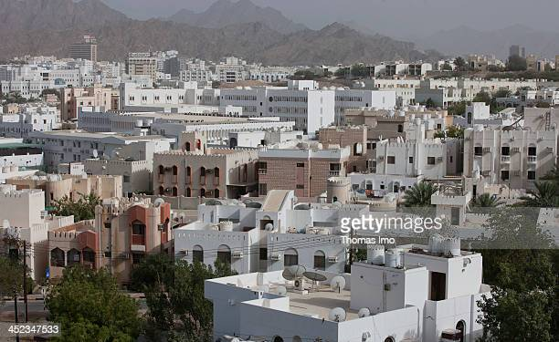 Cityscape and view of Muscat on March 25 in Muscat Oman Photo by Thomas Imo/Photothek via Getty Images
