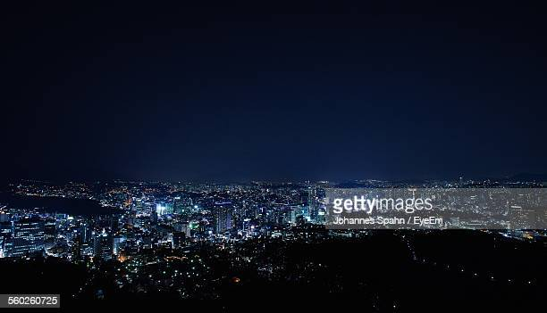 Cityscape At Night