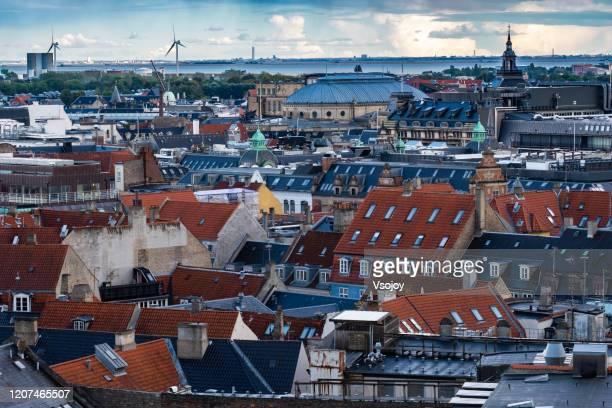 cityscape copenhagen ii, denmark - vsojoy stock pictures, royalty-free photos & images