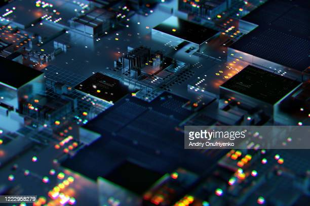 cityscape data - security stock pictures, royalty-free photos & images