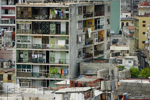 Cityscape, Havana, Cuba - gettyimageskorea