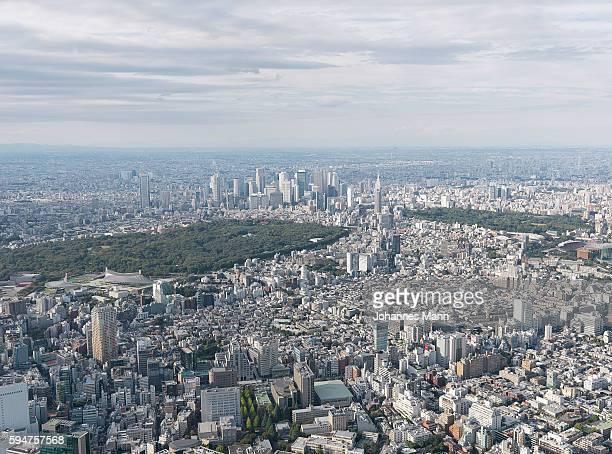 Cityscape, Honshu, Tokyo, Kanto Region, Japan