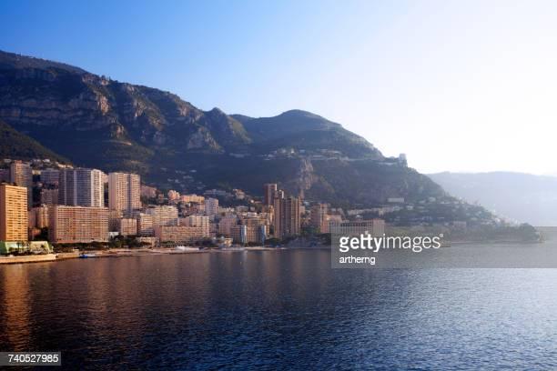 Cityscape, Monte Carlo, Monaco