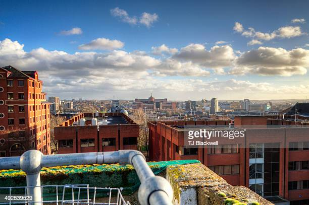 Cityscape: Northern England