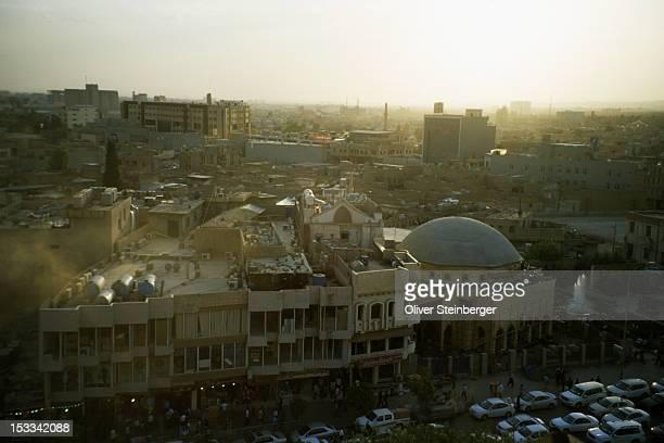 Cityscape of Arbil, Iraqi Kurdistan, Iraq
