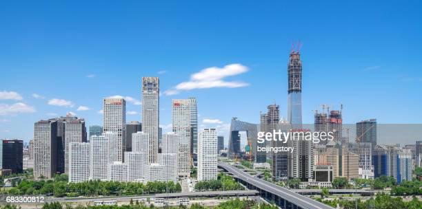 cityscape of beijing