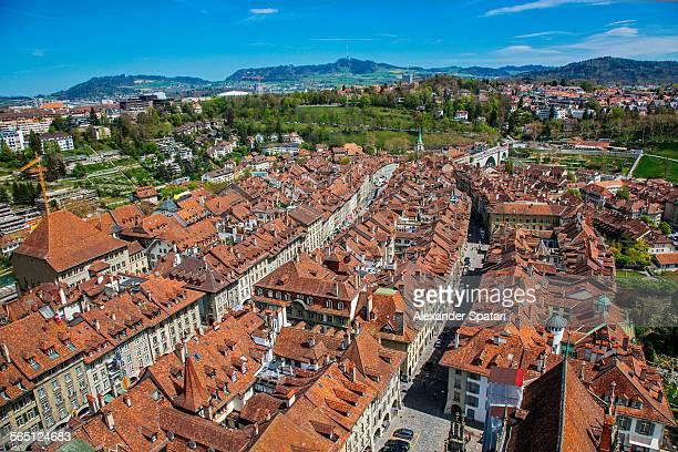 Cityscape of Berne, Berne Canton, Switzerland