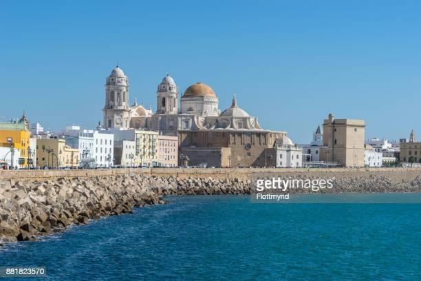 Cityscape of Cádiz, Paseo Campo del Sur