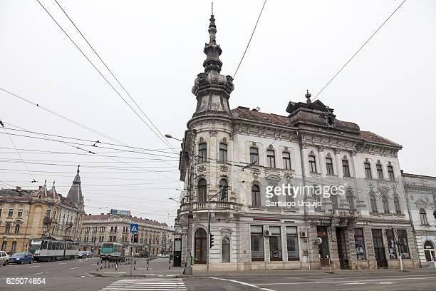 Cityscape of Cluj-Napoca