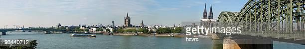 Stadtansicht von Köln