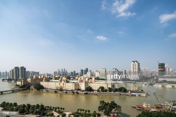 Cityscape of Fuzhou, Fujian, China