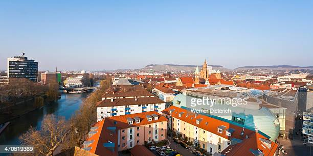 Cityscape of Heilbronn, Germany